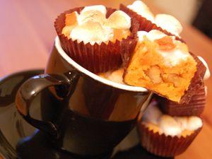 Yam Cupcake