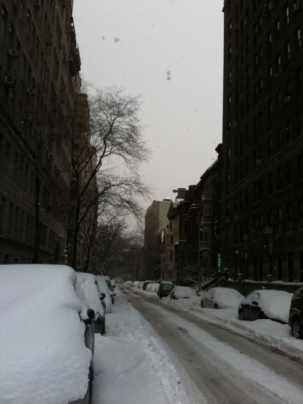 Snow UWS 022610