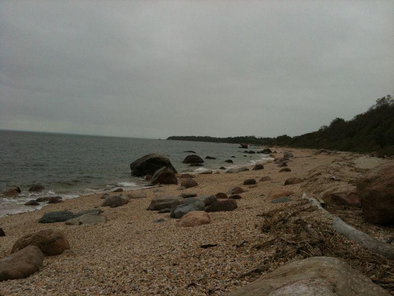 Local beach @Greenport