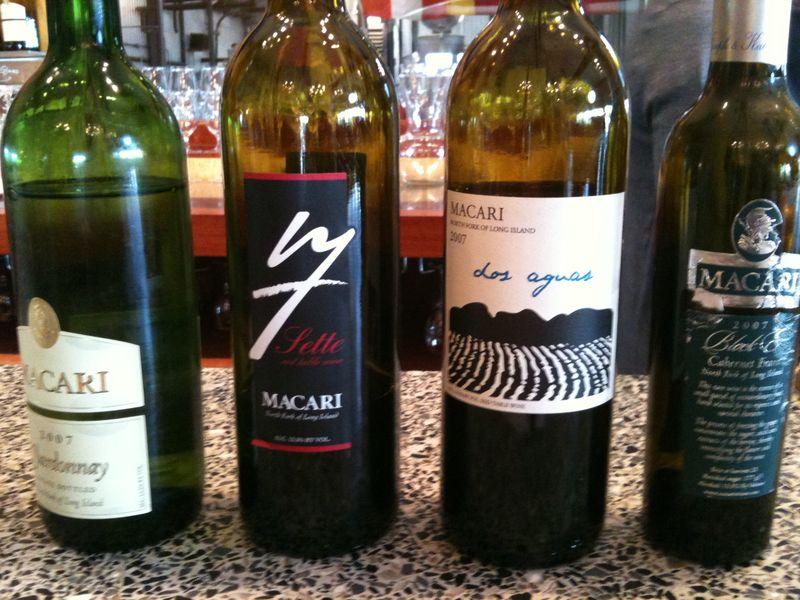 LI Winery - Macari