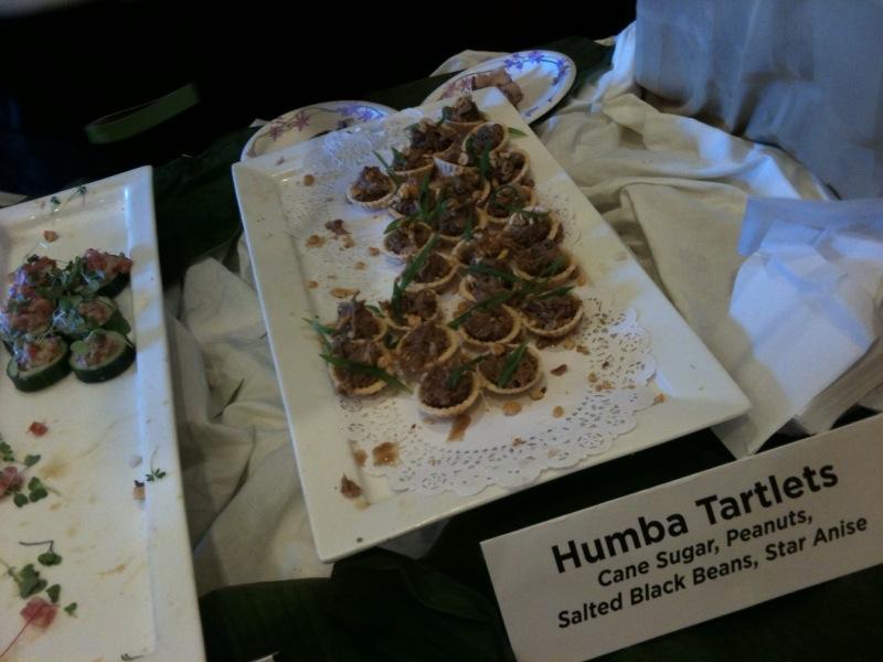 Humba Tartlets @ Payag