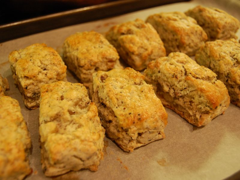 B sesame chestnt scones 3