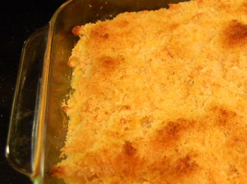 Baked Mac&Cheese