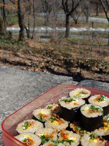 Kimbap in the Park