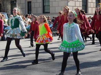 St P Parade - Dancing