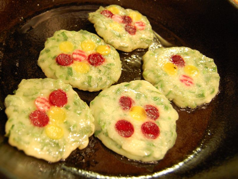 Buchujeon - pan fried