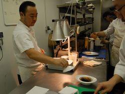 Chef Hooni Kim @Danji