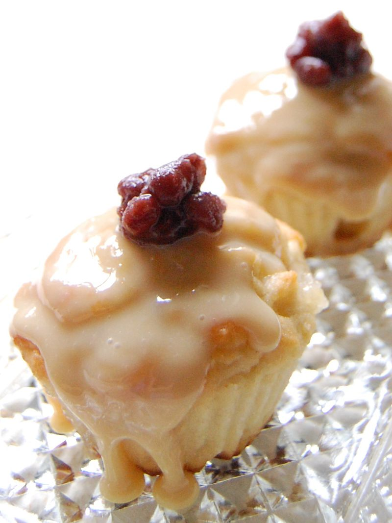 Patbingsu Cupcakes