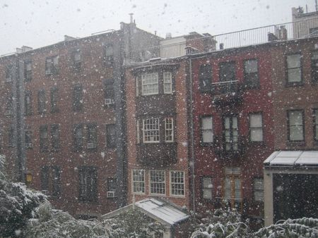 Snow - Oct 29 2011