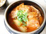 Kimchi Stew (김치 찌개)