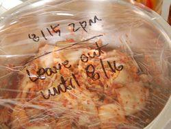 Basic Napa Cabbage Kimchi