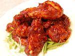 Korean (Pan-)Fried Chicken