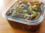 Soy Pickled Dallae (달래 장아찌 - dal lae jang a jji)