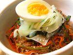 Spicy Noodles (비빔국수 - bi bim guk su)