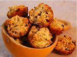 Zuchini & Soy Pulp Muffins