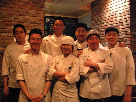 KANA Pop-Up Kitchen Culinary Team