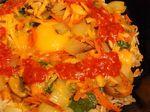Crispy Bibimbap (비빔밥)