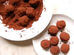 Simple Ginger Truffles