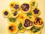 Flower Pancakes (화전 - hwa jeon)