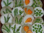 Spring Vegetable Pancakes