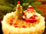 Christmas Rice Cake