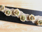 Rice Nests with Anchovies