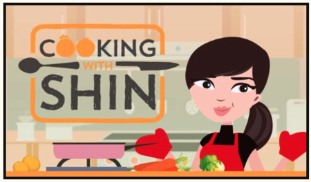 Cooking with Shin on DramaFever