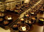 Korean temple cuisine reaches New York as a new kind of vegetarian fare (June, 2012)