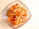 Spicy Watermelon Rind Banchan (수박껍질무침)