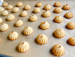 5) Bake for 20-25 min. in 350 F degree oven.
