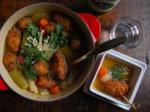 Fish Cake Stew (어묵탕)
