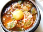 Simple Soft Tofu Stew (Sundubu Jjigae 순두부 찌개)