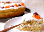 Carrot Cake in Rice Cooker