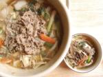 Bulgogi Hot Pot (불고기 전골) - Three dishes in one