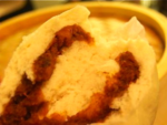 Steamed Buns with Nutella Pumpkin Filling