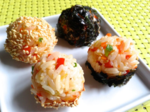 Rice Balls (주먹밥)