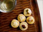 Cinnamon Manju (계피만주) - plain, sesame seeds, pistachio, walnut & pecan